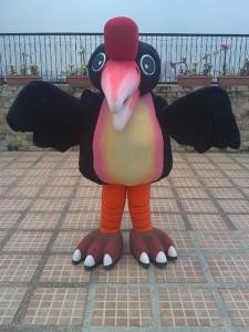 roppets hornbill mascot palarong pambansa 2011